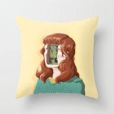 PCB Throw Pillow