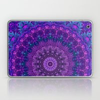 Harmony In Purple Laptop & iPad Skin