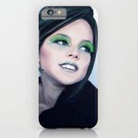 iPhone & iPod Case featuring Little Diva by Diamante Murru