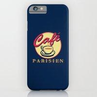 cafe Parisien iPhone 6 Slim Case