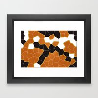 Yelloo Framed Art Print