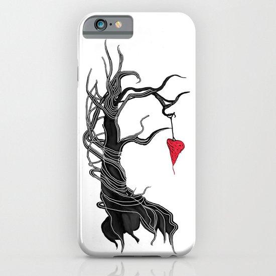 Love, like a tree iPhone & iPod Case