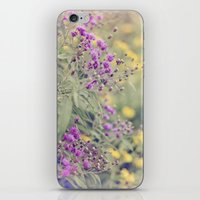 Nature's Painting iPhone & iPod Skin