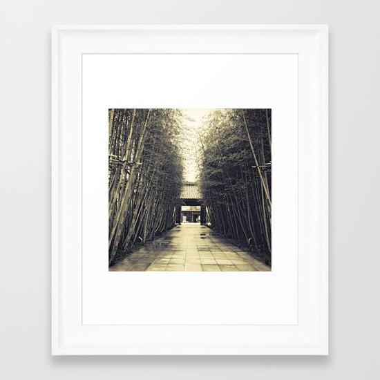 Japan 3 Framed Art Print