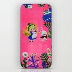 Alice Fan Art iPhone & iPod Skin