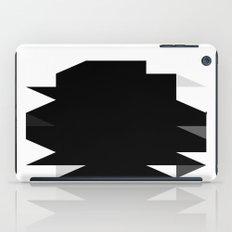 Odd Black iPad Case
