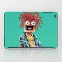 Pepe The King Prawn iPad Case