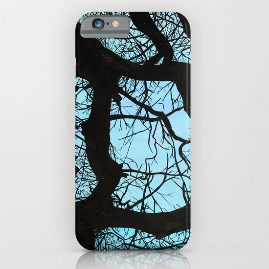 Tree study iPhone & iPod Case