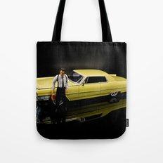 Reservoir Dogs 1965 Cadillac Coupe De Ville Tote Bag