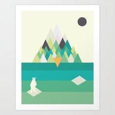 BÄR & BERG Art Print