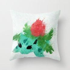 #002 Throw Pillow