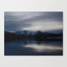 Enjoy The Silence... Canvas Print