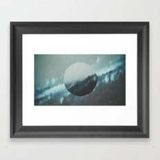 kos Framed Art Print