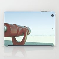 BEACHY SPYGLASS iPad Case