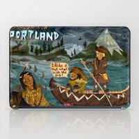 Postcard From Lewis + Cl… iPad Case