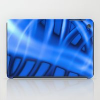 Nothing But Blue #3 iPad Case