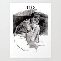 Jasper Johns Art Print