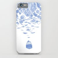 balloon iPhone & iPod Cases featuring Balloon  by Gurven