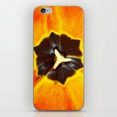 TULIP MACRO iPhone & iPod Skin