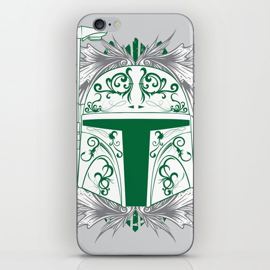 Boba Tatt iPhone & iPod Skin