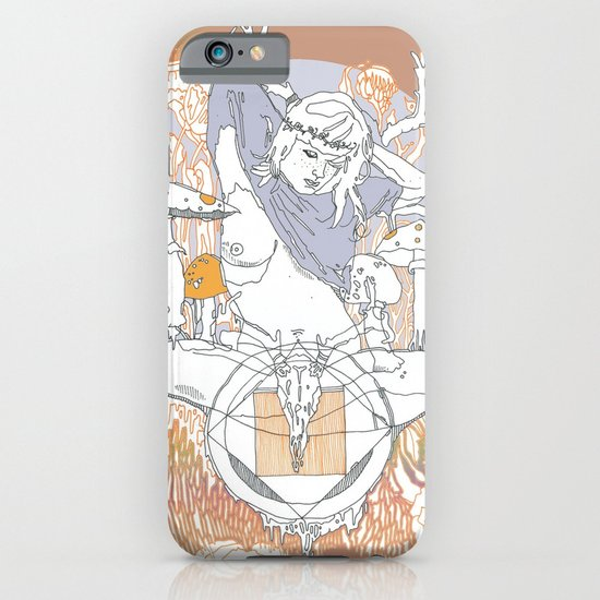 mellow gold iPhone & iPod Case