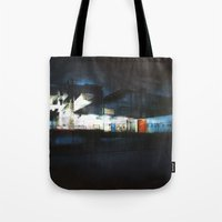 The Ice Docks Tote Bag