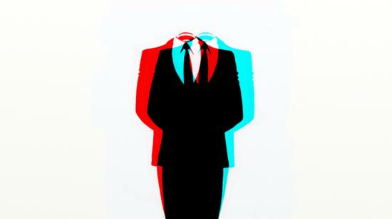 Anonymous.1 Art Print