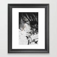 Does The Reaper Dream Of… Framed Art Print