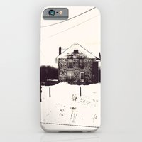 iPhone & iPod Case featuring The House by Benjamin Cressall