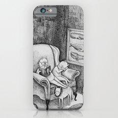 Whale Reader iPhone 6s Slim Case