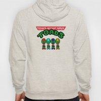 Teenage Mutant Ninja Toads Hoody