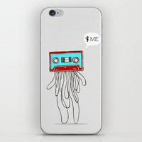 Cassette Boy iPhone & iPod Skin