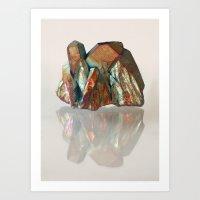Quartz II Art Print