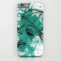 iPhone & iPod Case featuring Yer Boy Blue by Meagan Harman
