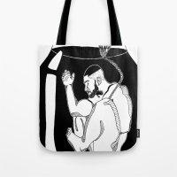SAGAT Tote Bag