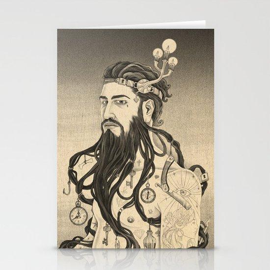 Him Stationery Card