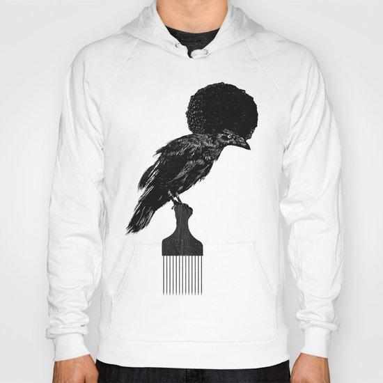 The Black Crow Hoody