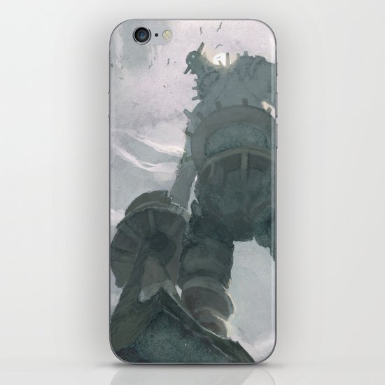 Shadow (Large Format) iPhone & iPod Skin