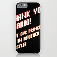 Thank You Mario! iPhone 6 Slim Case