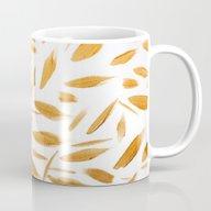 Golden Elegance Mug