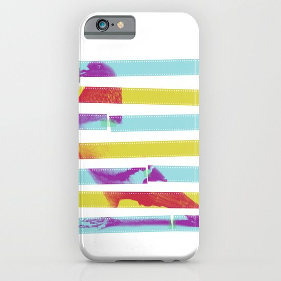 Striped Bird. iPhone & iPod Case