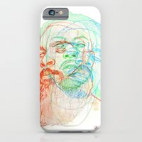 iPhone Cases featuring The Glorious Dead by weshouldbestrangers