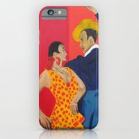 iPhone & iPod Case featuring Jose y Lola by Greg Mason Burns