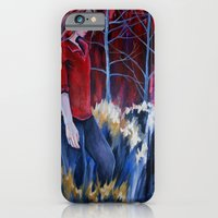 iPhone & iPod Case featuring Wounded by Dust  by Leanna Rosengren