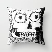 DIE TOLCHE Throw Pillow