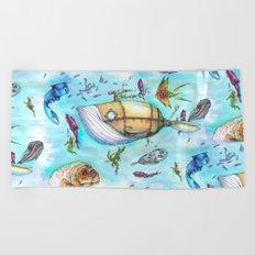 Sub 10 * Beach Towel