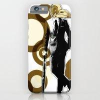 iPhone & iPod Case featuring Gentlemen, We got a dead one here.. by Urbnpop
