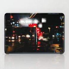 CALZADA DE NOCHE iPad Case