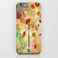 Time For Fall iPhone 6 Slim Case