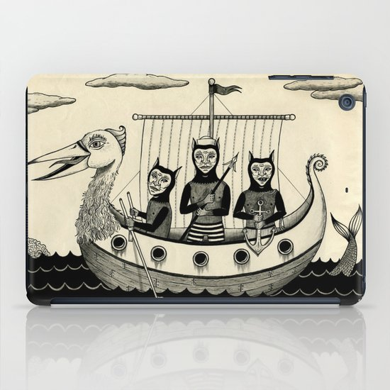 The Harpooners  iPad Case